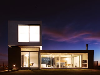 Casa CG342 Casas modernas: Ideas, imágenes y decoración de BAM! arquitectura Moderno Hormigón