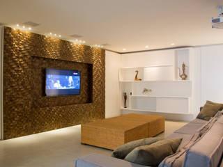 Apartamento Três Figueiras por João Linck | Arquitetura Moderno