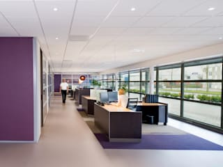 INZIGHT architecture Office buildings Purple/Violet