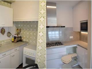 Estudio Arquitectura Ricardo Pérez Asin Modern kitchen