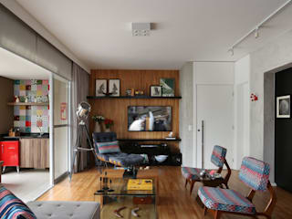 Salon moderne par Studio Novak Moderne