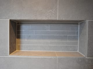 Salle de bain moderne par AGZ badkamers en sanitair Moderne