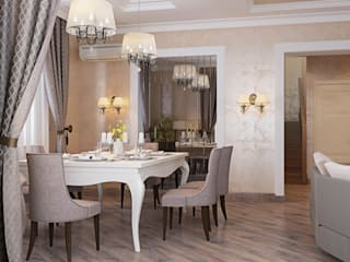 ДизайнМастер Eclectic style dining room