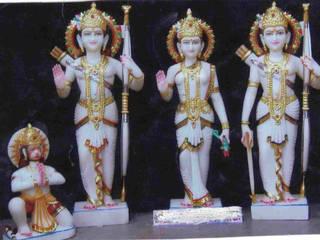 Marble Handicrafts:   by Vinod Murti Museum