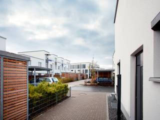  Smarte Doppel-Haushälfte Klaus Geyer Elektrotechnik Moderne Häuser