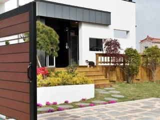 윤성하우징 Modern garden