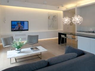 Apartament Eco-Park od Pracownia Stolarska Top Design Nowoczesny