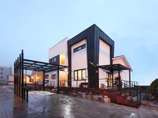 윤성하우징 Modern houses