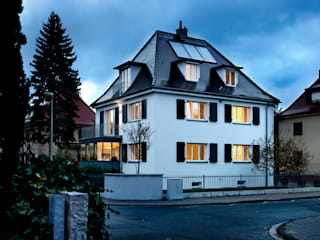 Alter Charme, moderne Technik Klaus Geyer Elektrotechnik Moderne Häuser