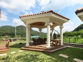 윤성하우징 Mediterranean style garden