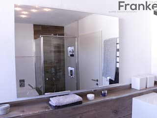 Country style bathrooms by Elmar Franke Fliesenlegermeisterbetrieb e.K. Country