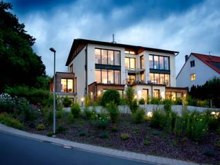 Wohnen im SmartHome Klaus Geyer Elektrotechnik Moderne Häuser