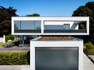 Der Traum vom Ökobauhaus Klaus Geyer Elektrotechnik Moderne Häuser