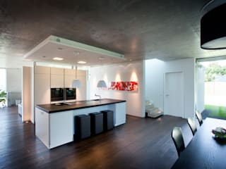 Modern Kitchen by Klaus Geyer Elektrotechnik Modern