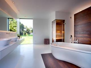 Klaus Geyer Elektrotechnik Modern bathroom