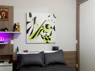 minimalist  by Nailê Rabelo - arquitetura e design, Minimalist