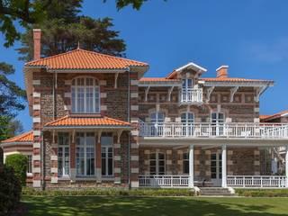 GRO Maisons modernes par Matthieu GUILLAUMET Architecte Moderne