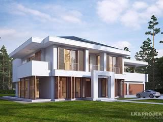 LK&Projekt GmbH Casas modernas: Ideas, imágenes y decoración