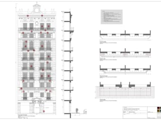 Houses by Estudio Arquitectura Ricardo Pérez Asin, Classic