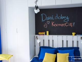 Twój Kwadrat Skandinavische Schlafzimmer