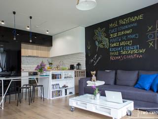 Twój Kwadrat Skandinavische Wohnzimmer
