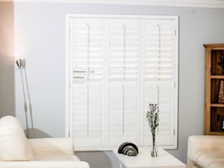 Whitewood Shutters Colonial style window and door