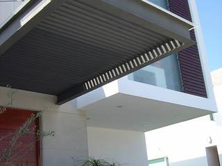 Casa Suárez Casas modernas de AParquitectos Moderno
