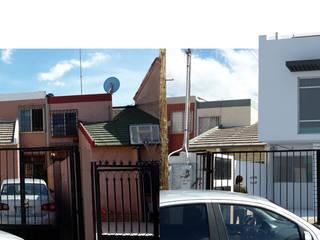 Casa Otay Tecnologico:  de estilo  por ATTICA ARQUITECTOS