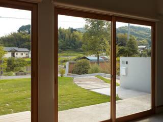 toki Architect design office의  창문