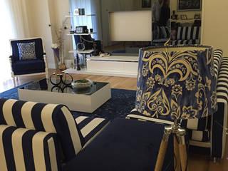 Murat Topuz Atelier – blue : modern tarz , Modern