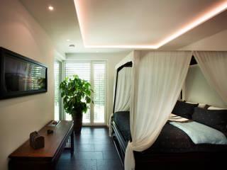 Klaus Geyer Elektrotechnik Asian style bedroom