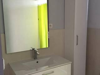 Appartement C Salle de bain moderne par Alexa Cavellec Moderne
