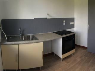 Appartement C Cuisine moderne par Alexa Cavellec Moderne