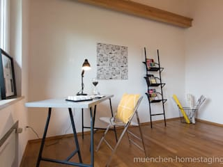Study/office by Münchner HOME STAGING Agentur