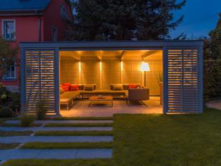 dieMeisterTischler Jardines modernos: Ideas, imágenes y decoración