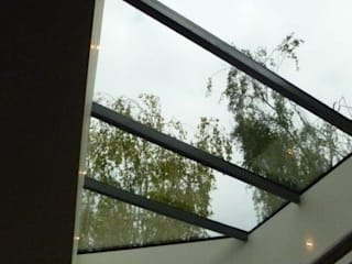 Skylights With a Contemporary Finish Sunsquare Ltd Puertas y ventanas de estilo moderno