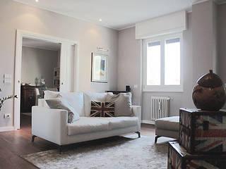 Bianchetti Livings de estilo moderno