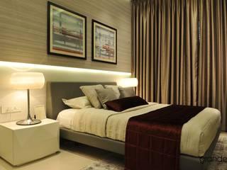 Bedroom 1:   by Grandeur Interiors