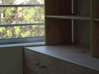 狛江の家キャビネット&チェスト: hyakkaが手掛けたです。