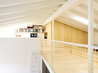 de Aina Deyà _ architecture & design Escandinavo Madera Acabado en madera