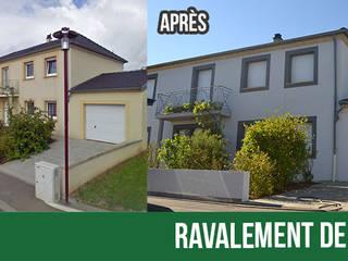 Ravalement de façade par RAVAL'EST