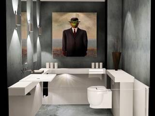 cuartos de baño: Baños de estilo  de Carlos Roncero Showroom