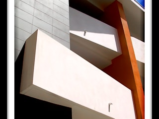 Casa Teresa: Casas de estilo  de DAU arquitectos