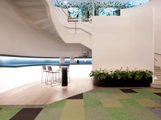 Ruang Komersial oleh Arealis, Modern