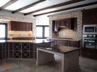 Bodegas de vino de estilo  por H-abitat Diseño & Interiores