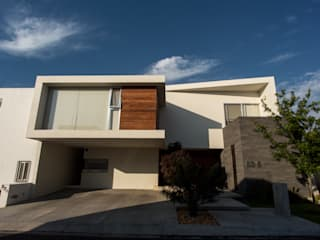 Houses by AParquitectos, Modern