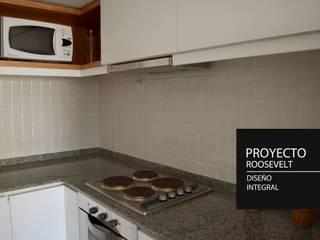 Diseño Integral - Ambientacion: Cocinas de estilo  por PANAL