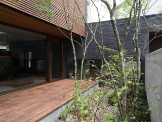 バウムスタイルアーキテクト一級建築士事務所 Modern style gardens