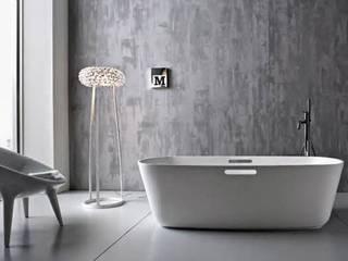Nuevo Proyecto de Baño a realizar Reformas Con Estilo Baños de estilo moderno Cerámico Gris