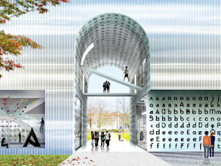 Bauhaus Museum Dessau:  Museen von MATTER - Büro für Architektur und Städtebau